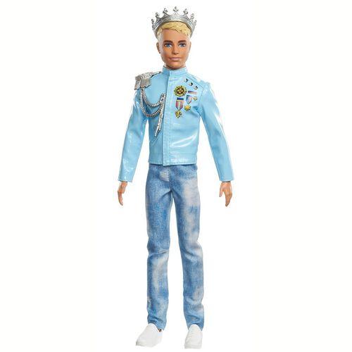 Barbie Princess Adventure Prince Ken Doll