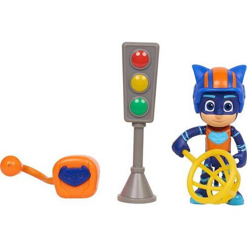 PJ Masks Race Into Night Figure Set - Assorted