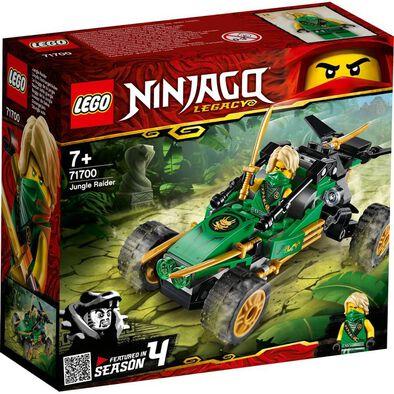 LEGO Ninjago Jungle Raider 71700