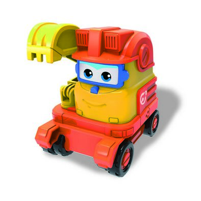 Super Wings Vroom N Zoom Scoop