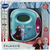 Vtech Disney Frozen 2 Magic Secret Diary