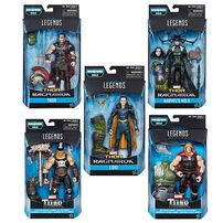 Marvel Thor 6 Inch Legends Wv1 17 - Assorted