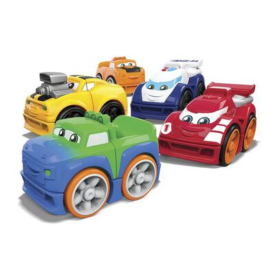 Mega Bloks First Builders First Racers - Assorted