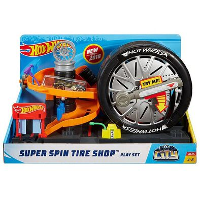 Hot Wheels City Super Sets - Assorted