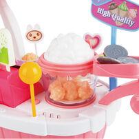 J'adore Mon Chez Moi Bang Bang Popcorn Cart