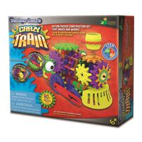 The Learning JourneyTechno Gears Crazy Train