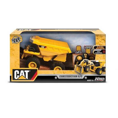 Cat Construction Rc - Assorted