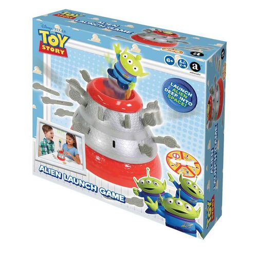 Toy Story Alien Launch Game