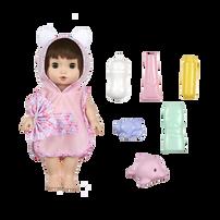 Baby Blush Sweetheart's Bath Time Doll Set