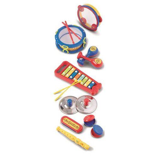 BRU Infant & Preschool 15Pcs Music Instruments