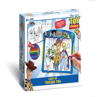 Toy Story Light-Up Tracing Pad