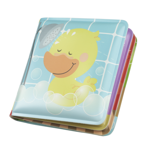 Top Tots Bath-time Squishy Book