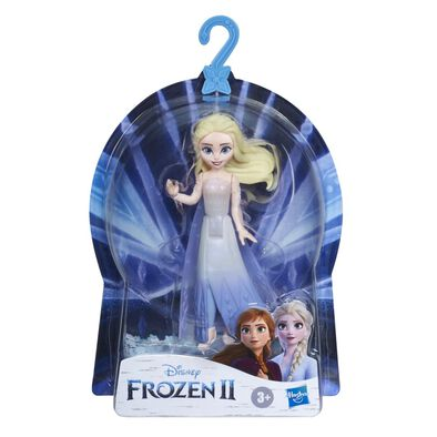 Disney Frozen 2 Queen Elsa Small Doll