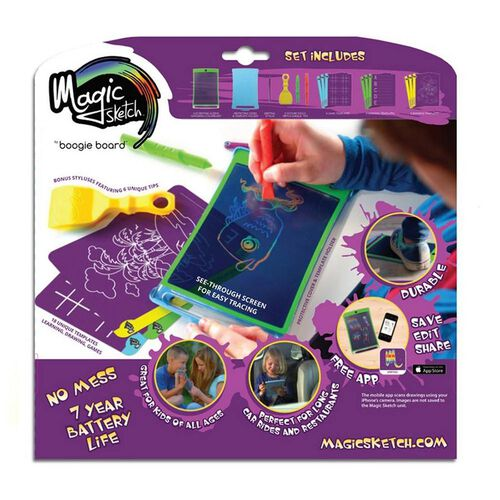 Magic Sketch Boogie Board