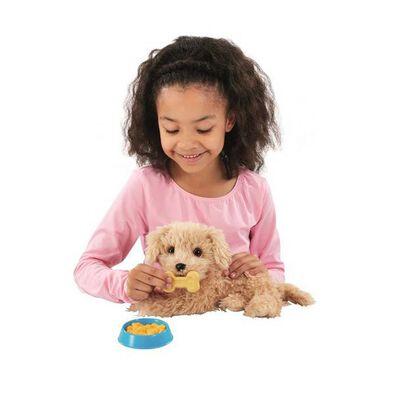 AniMagic Scruffies - Feed & Treat Charlie Puppy