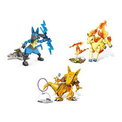 Mega Construx Pokemon Power Pack - Assorted