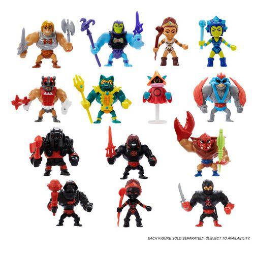 Masters of the Universe Eternia Minis Mini Figures Assorted