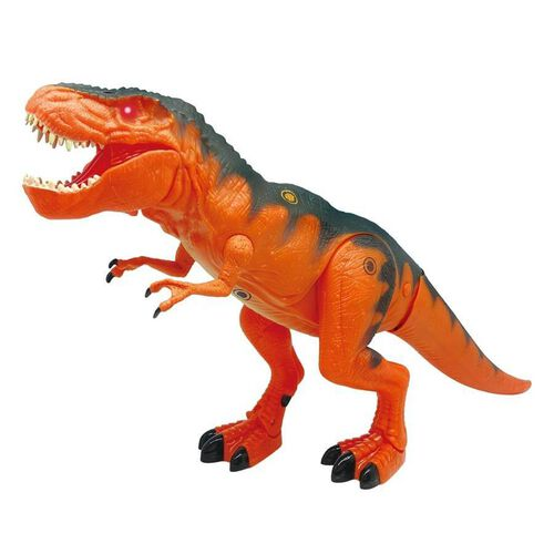 Mighty Megasaur Battery Operated Interactive Walking T-Rex