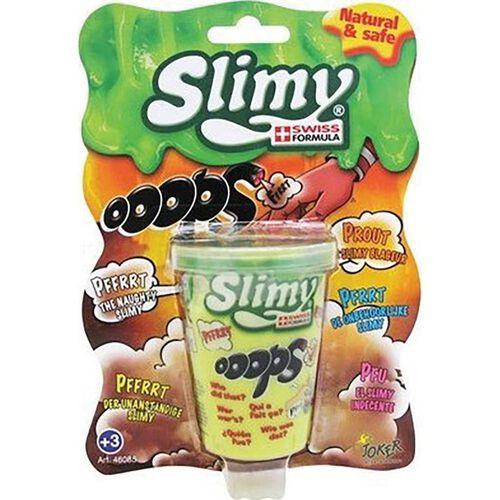 Slimy Swiss Formula Mini Ooops Slimy - Assorted