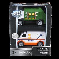 Speed City Little City Vehicles
