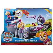 Paw Patrol Ride N Rescue Vehicle - Assorted
