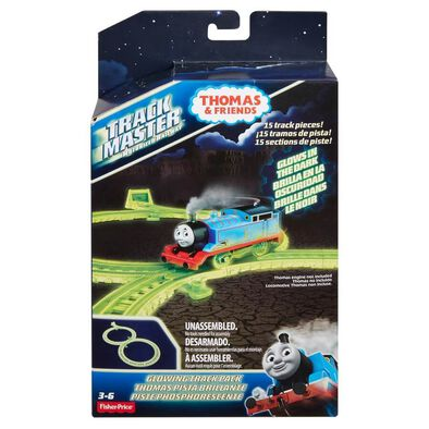 Thomas & Friends Track Master Glowing Track Pack