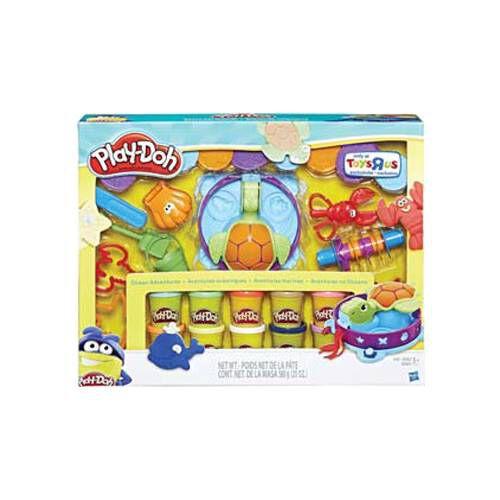 Play-Doh Ocean Adventures