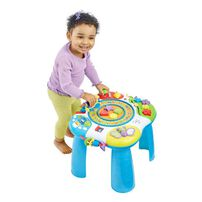 BRU Letter Train N Piano Activity Table