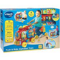 Vtech Push & Ride Alphabet Train