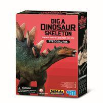 4M Dig A Dinosaur Skeleton Stegosaurus