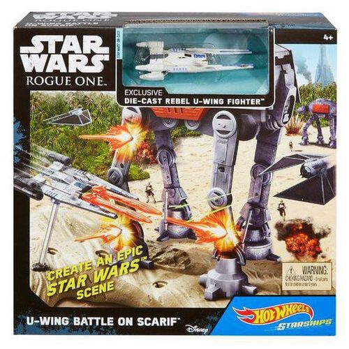 Hot Wheels Star Wars Starships Display Expansion - Assorted