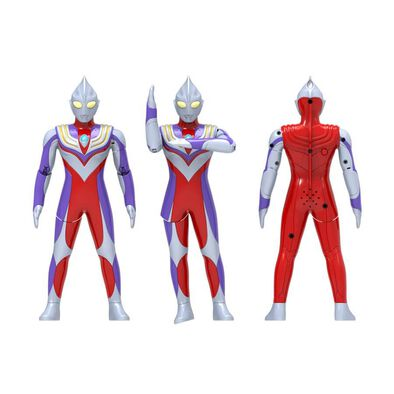 Ultraman Strike Tiga Multiple