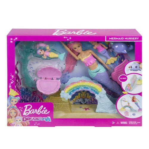 Barbie Dreamtopia Mermaid Nursery