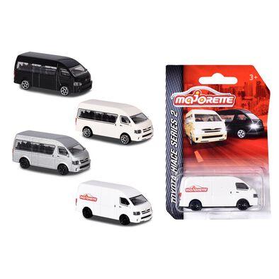 Majorette Toyota Hiace Series 2 - Assorted