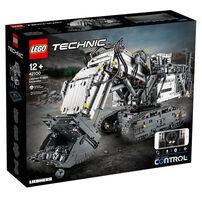 LEGO Technic Liebherr R 9800 Excavator 42100