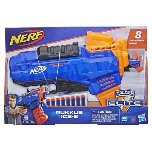 NERF Elite Rukkus Ics 8