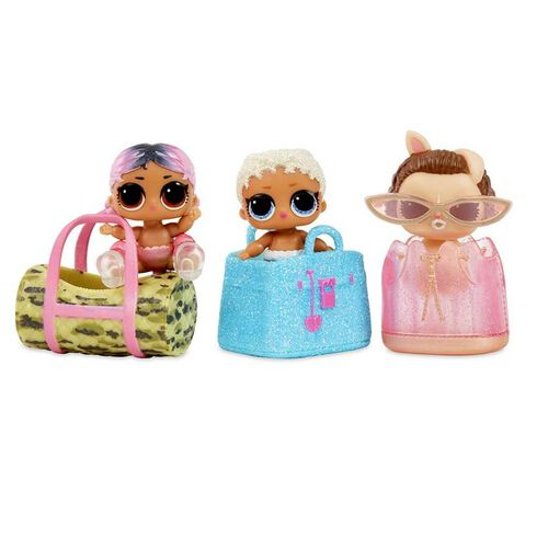 L.O.L. Surprise Lils With Lil Pets, Sisters Or Brothers - Assorted