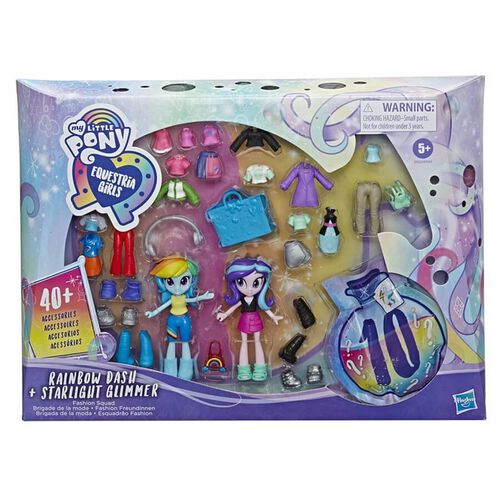 My Little Pony Equestria Girls Fashion Squad Best Friends - Assorted