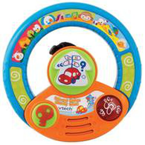 Vtech Spin & Explore Steering Wheel