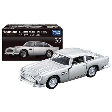 Takara Tomy Tomica Premium Tp35 Aston Martin Db5/Tp34 Nissan Skyline Gt-R - Assorted