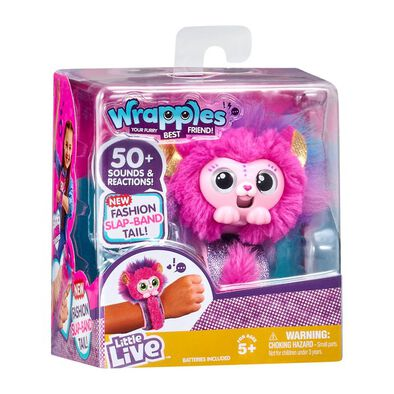 Little Live Wrapples S3 Single Pack Zahara
