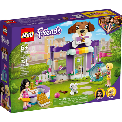 LEGO Friends Doggy Day Care  -  41691