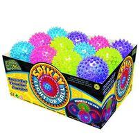Ball Zone Spiky Light-Up Ball - Assorted