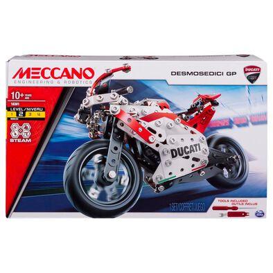 Meccano Ducati Moto Gp Solid Pack