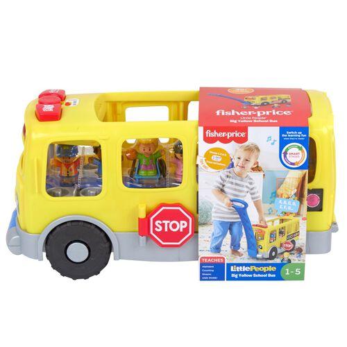 Little People Big Yellow Bus
