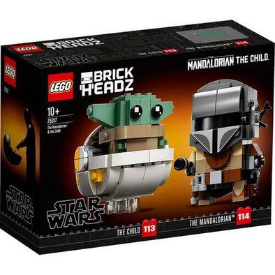 LEGO The Mandalorian & The Child 75317