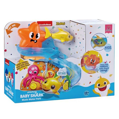 Baby Shark Robo Alive Junior Robotic Baby