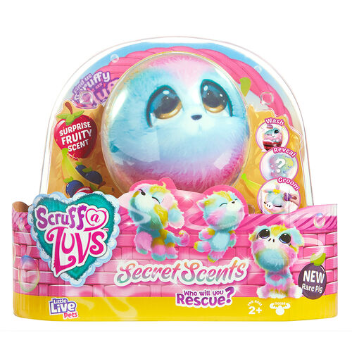 Little Live Pets Scruff A Luvs S5 Core - Secret Scents