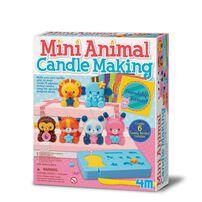4M Mini Animal Candle Making
