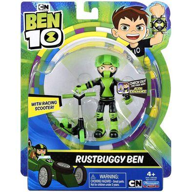 Ben 10 Rust Buggy Ben